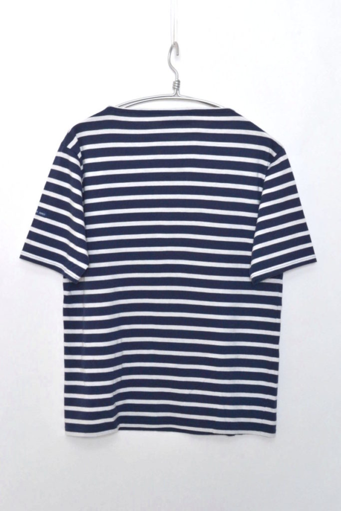 PIRIAC ピリアック ボートネックボーダーTシャツの買取実績画像