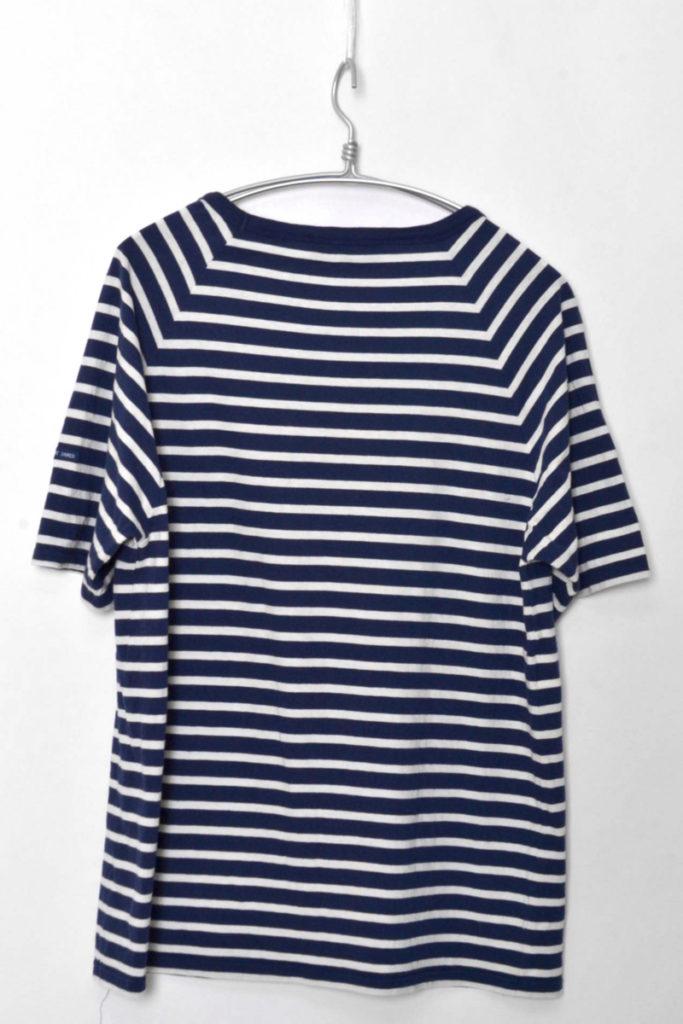 PIRIAC RAGLAN RIB ピリアック ラグランリブ ボーダーTシャツの買取実績画像