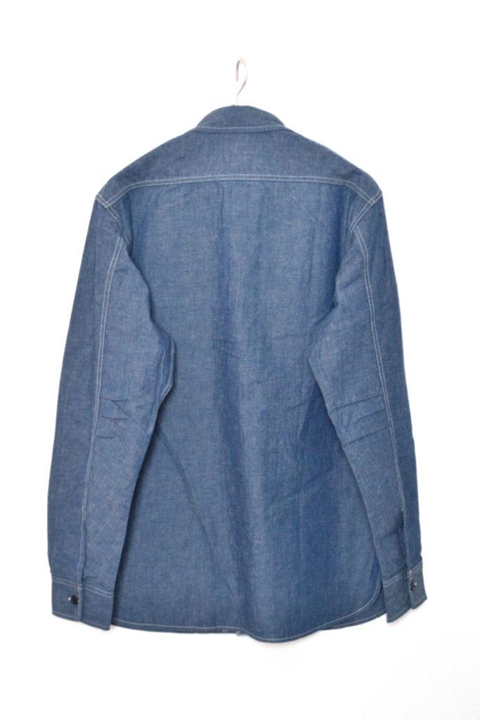 FEEL SUN SHIRT(6.5oz CHAMBRAY) フィールサンシャツ シャンブレーの買取実績画像