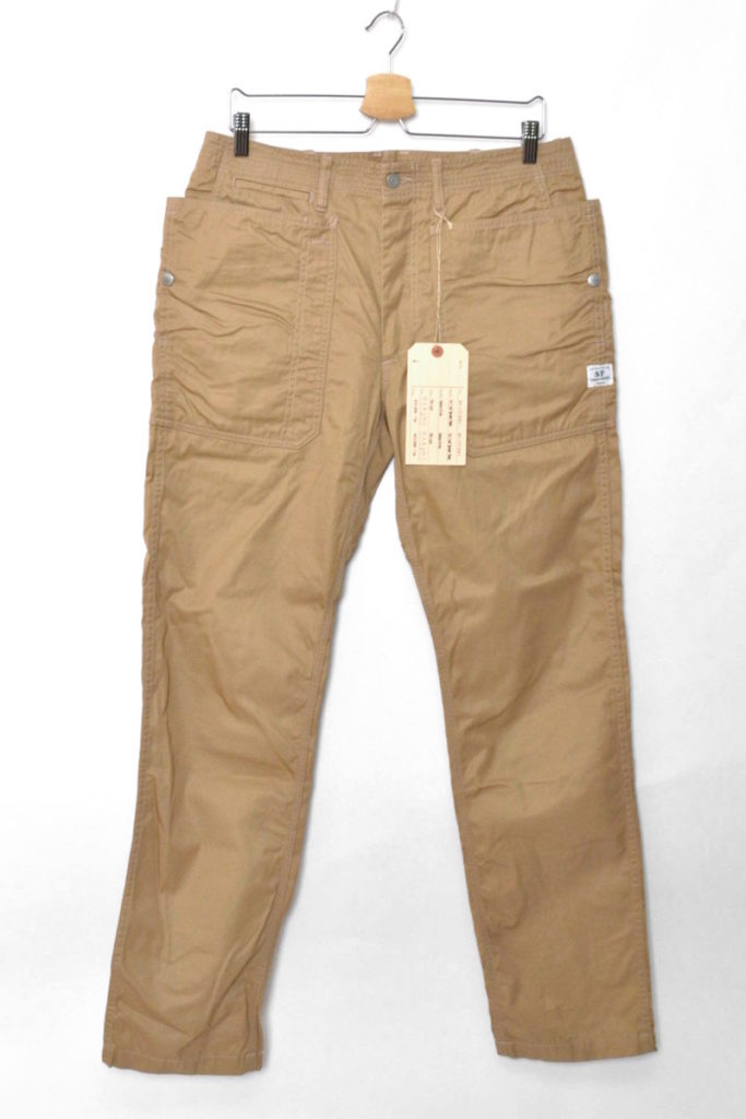 FALL LEAF SPRAYER PANTS-GABARDINE-