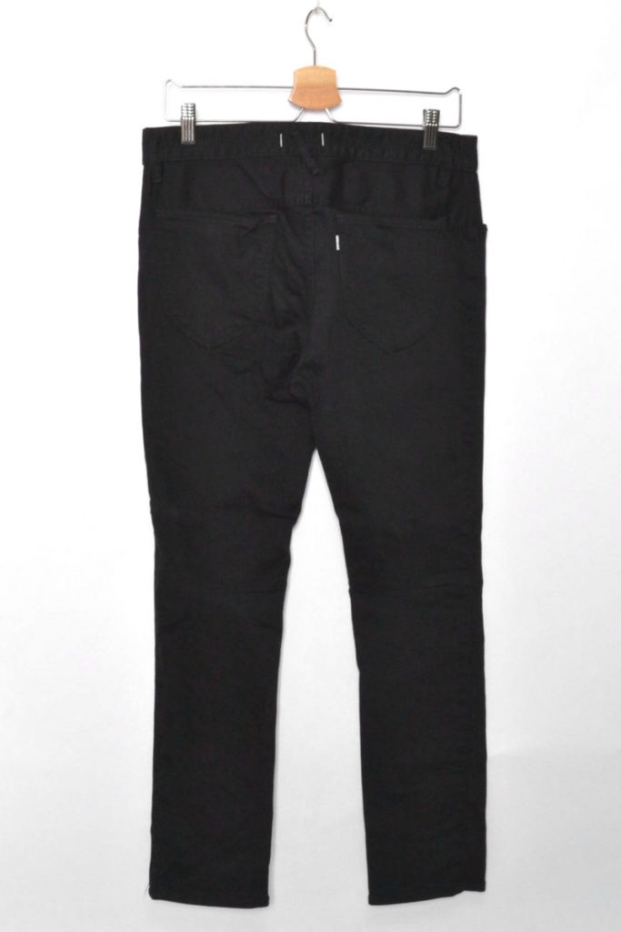 DWELLER TIGHT FIT JEANS C/P SATIN STRETCHの買取実績画像