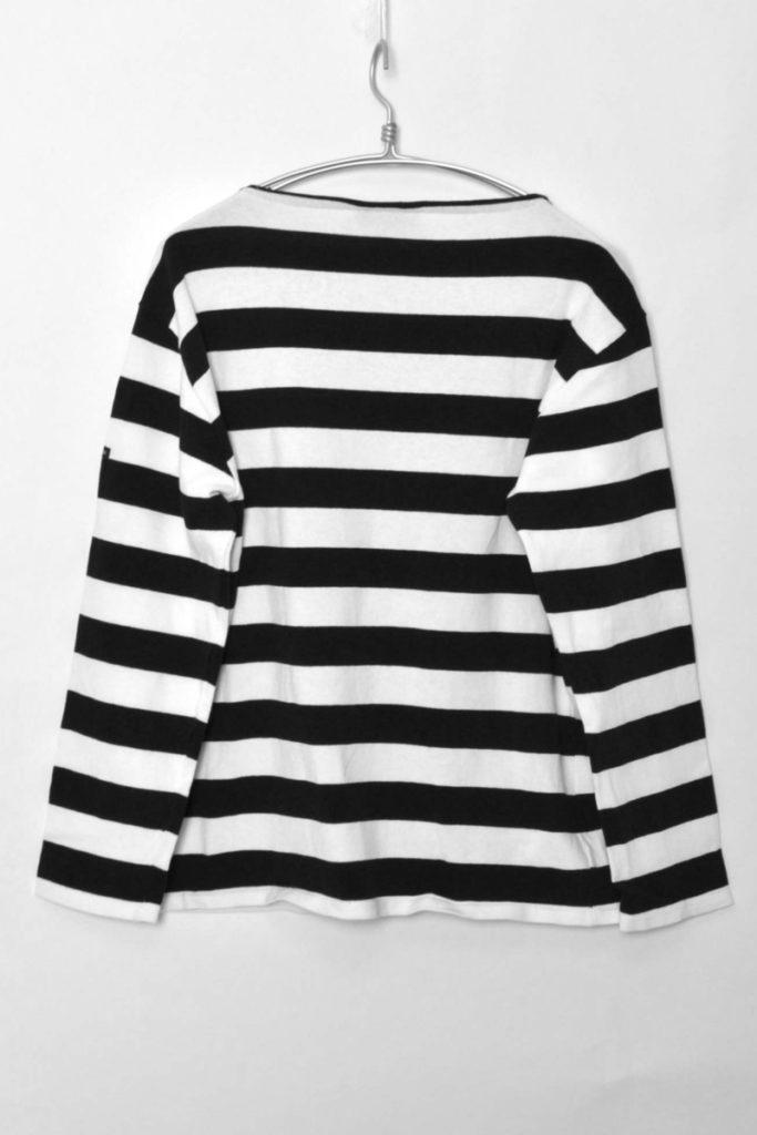 OUESSANT WIDEBORDER ウエッソン ワイドボーダー ボートネック バスクシャツの買取実績画像