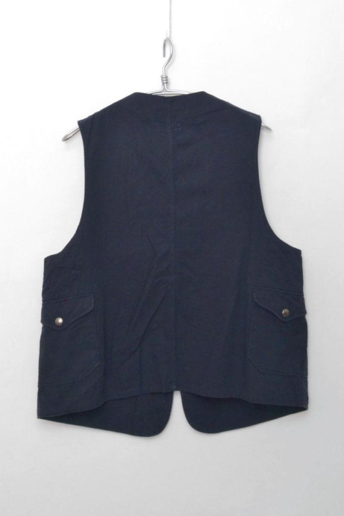 Upland Vest (6.5oz Flat Twill) アップランドベストの買取実績画像