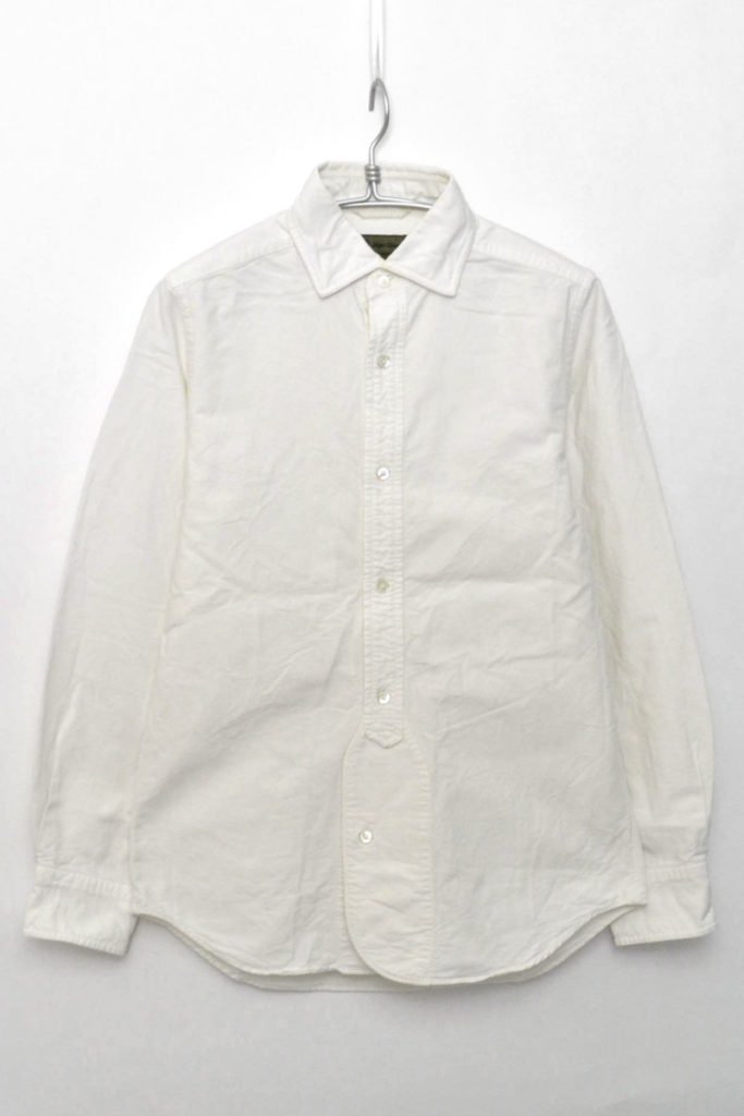 BRITISH OFFICERS SHIRT オフィサーズシャツ