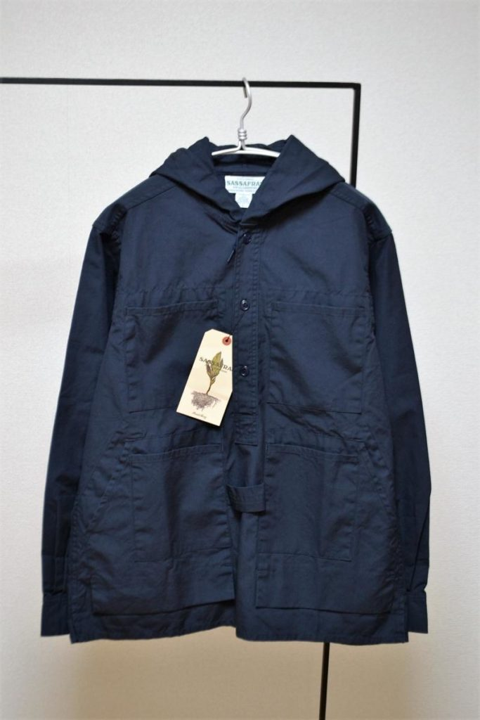 TREE CHOPPER BUD HALF(Weeds Poplin) ツリーチョッパーバドハーフ