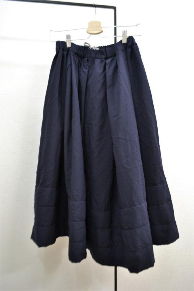 ポリエステル縮絨 スカートの買取実績画像