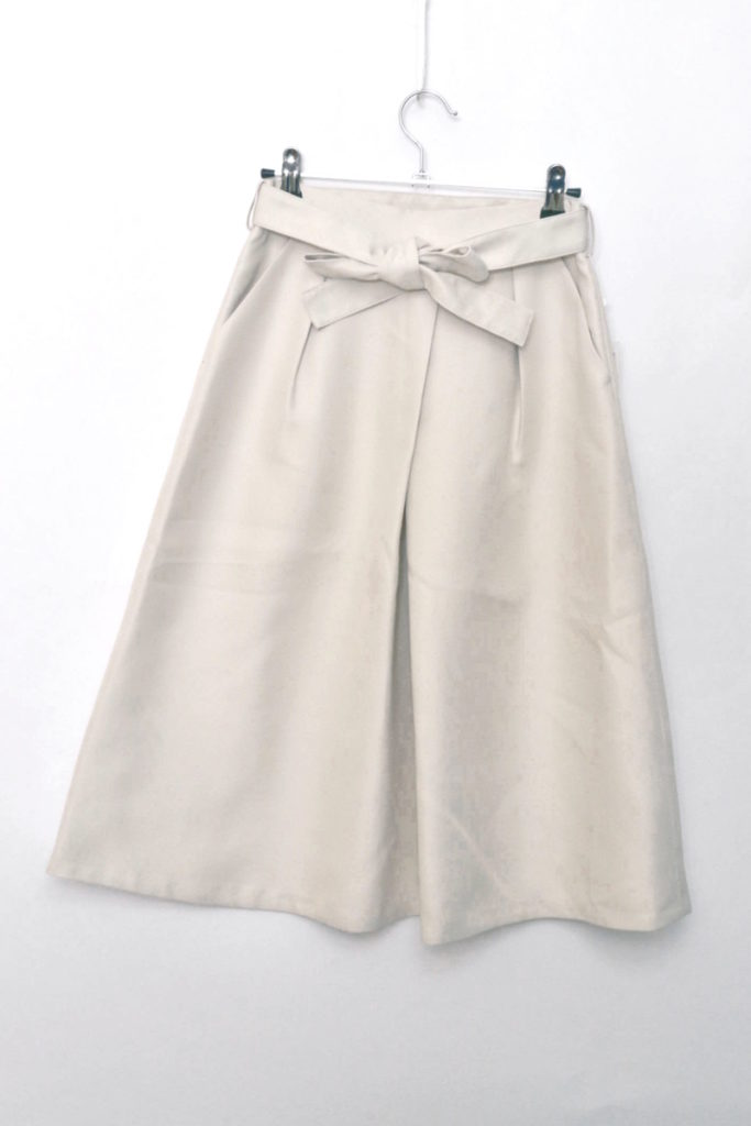 ベルト付きスカートの買取実績画像