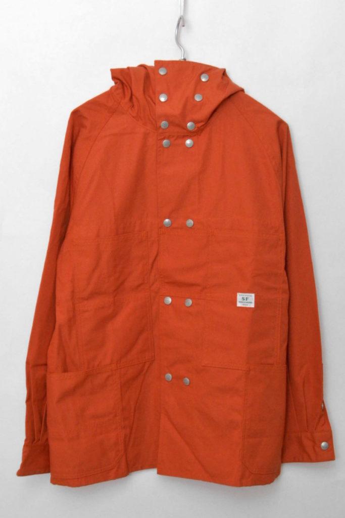 Blower TP Bud Jacket WEEDS POPLIN フードジャケット マウンテンパーカー