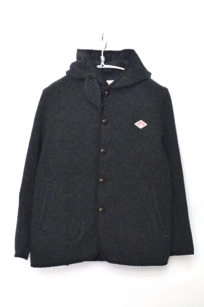 WOOL MOSSER ウールモッサ シングルフードジャケット