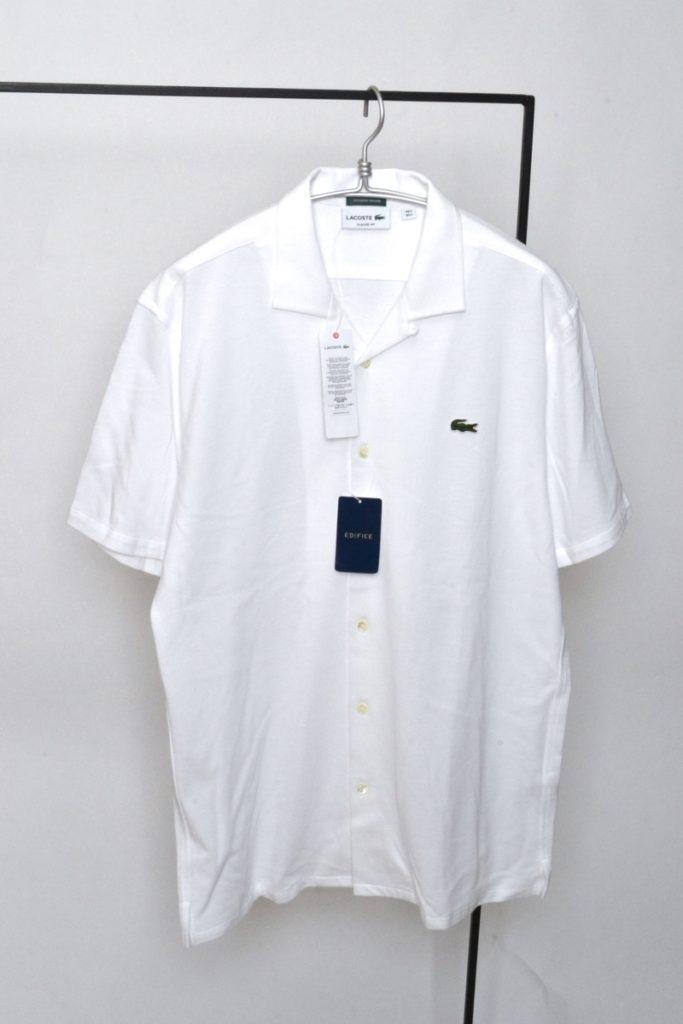 EDIFICE別注  オープンカラーシャツ