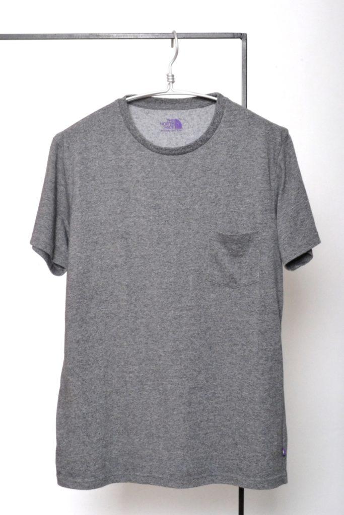COOLMAX H/S POCKET TEE クールマックス ポケットTシャツ