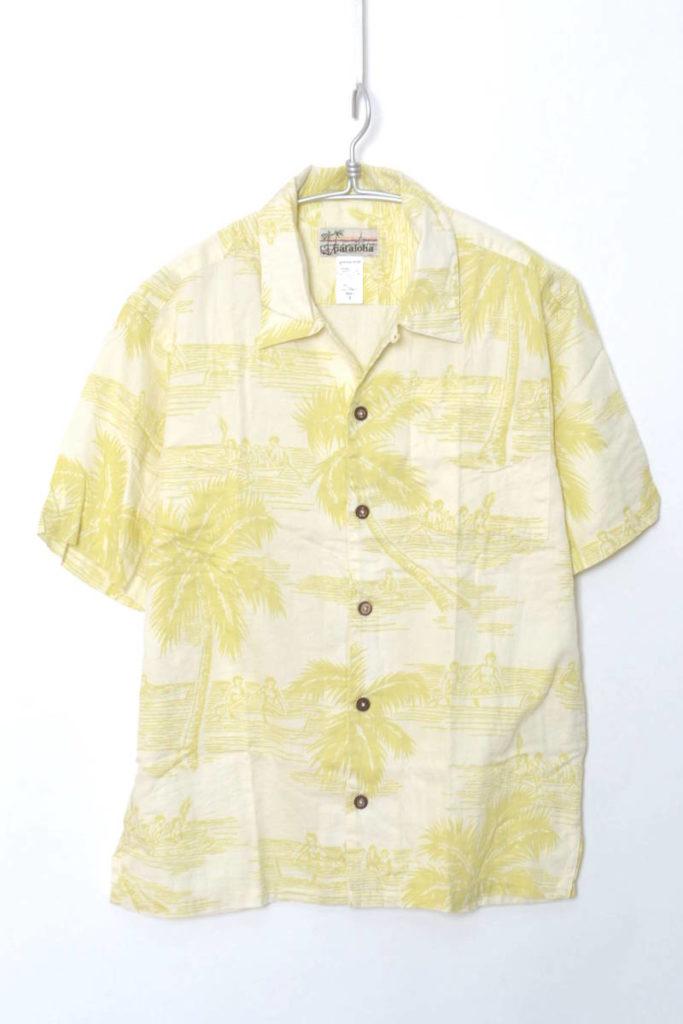 PATALOHA /2006/ オーガニックコットン アロハシャツ