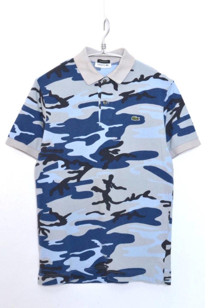BEAUTY&YOUTH別注/カモフラージュ柄 ポロシャツ
