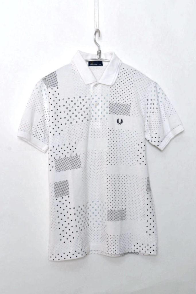 Mix Dot Pique Shirt ミックスドット ピケ鹿の子ポロシャツ