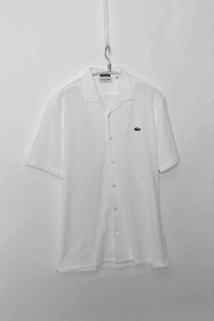 EDIFICE別注 オープンカラーポロシャツ