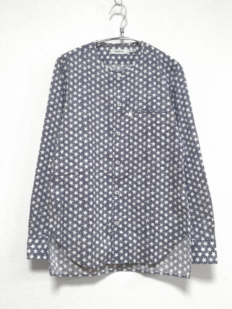 DRIVER SHIRT – COTTON LAWN by LIBERTYの買取実績画像