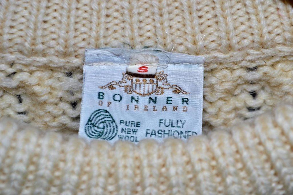フィッシャーマンズニット セーターの買取実績画像