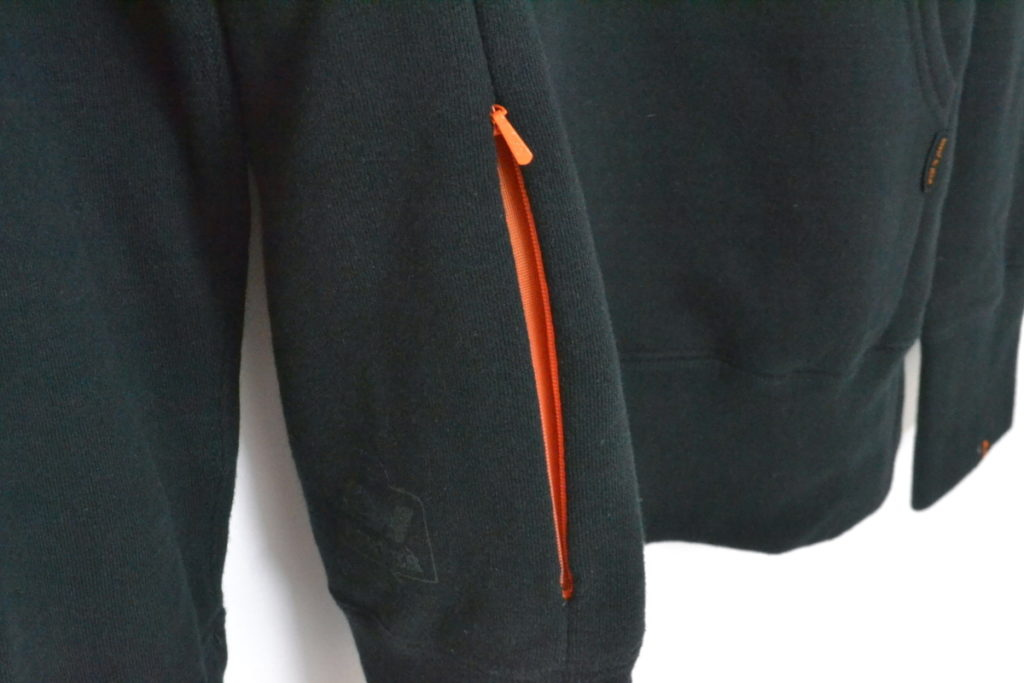 × PORTER / Kangaroo Crew Neck ポーター カンガルーポケット クルーネックスウェットシャツの買取実績画像