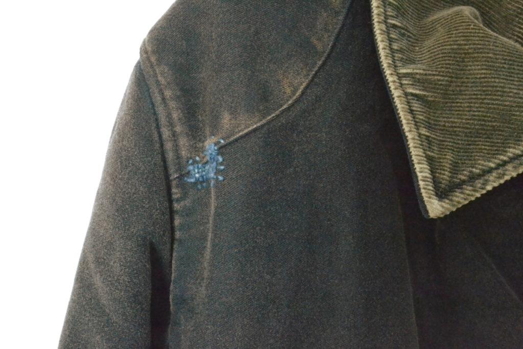 タフモールスキン ハンティングジャケットの買取実績画像
