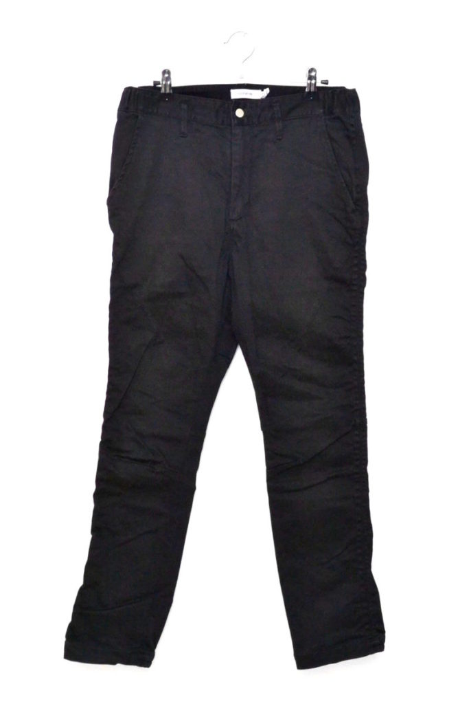 ADVENTURER PANTS TAPERED FIT C/P SATIN STRETCH アドベンチャーパンツ