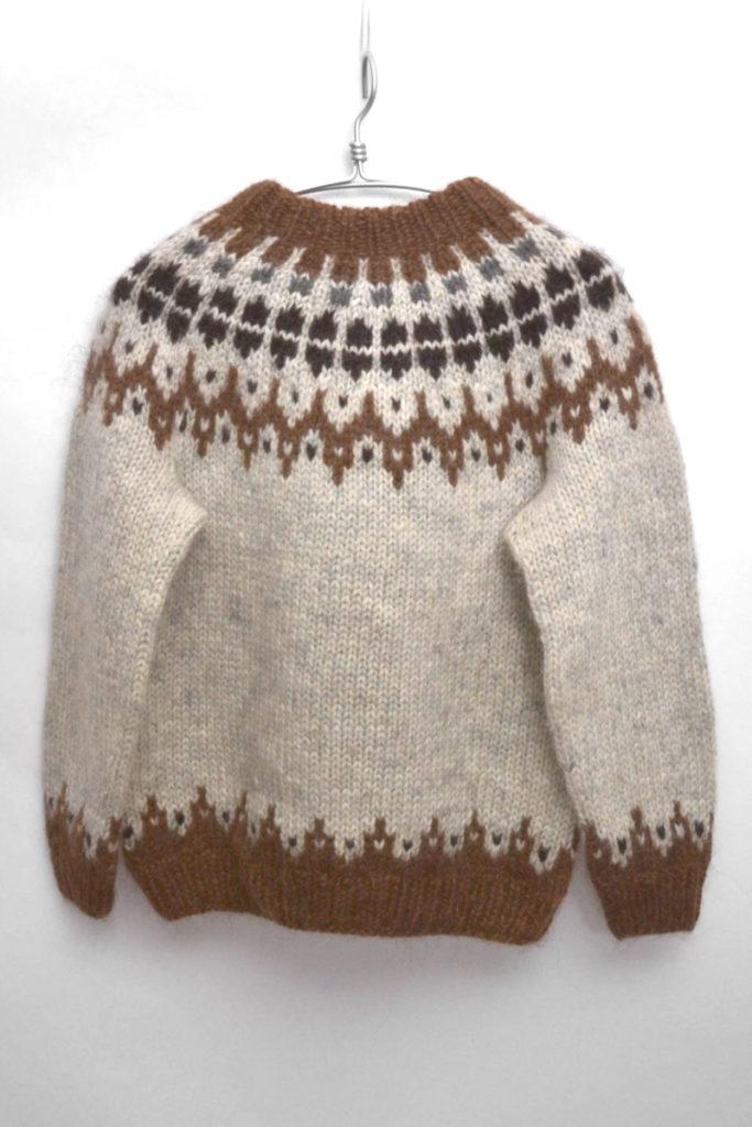 ノルディックニットセーターの買取実績画像