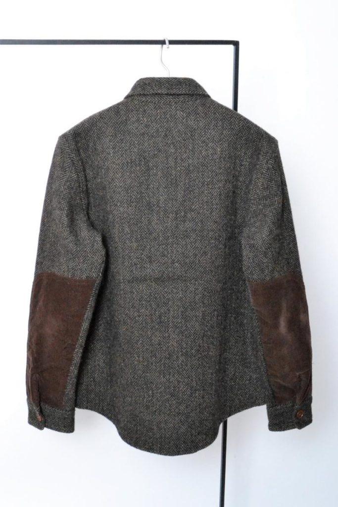 HARRIS TWEED ハリスツイード CPOシャツ ジャケットの買取実績画像