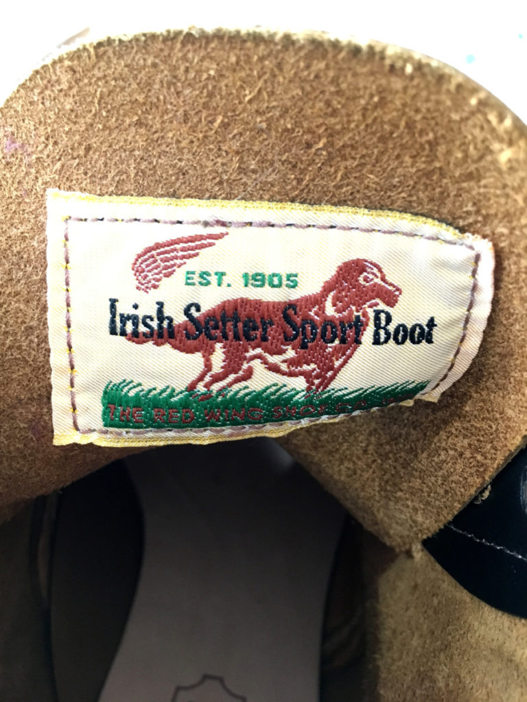 #9870 IRISH SETTER アイリッシュセッター クローンダイク 復刻犬タグの買取実績画像