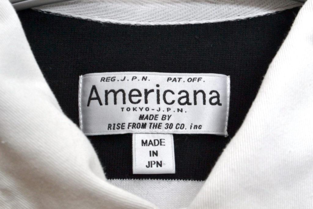 ビッグシルエット ボーダー ラガーシャツの買取実績画像