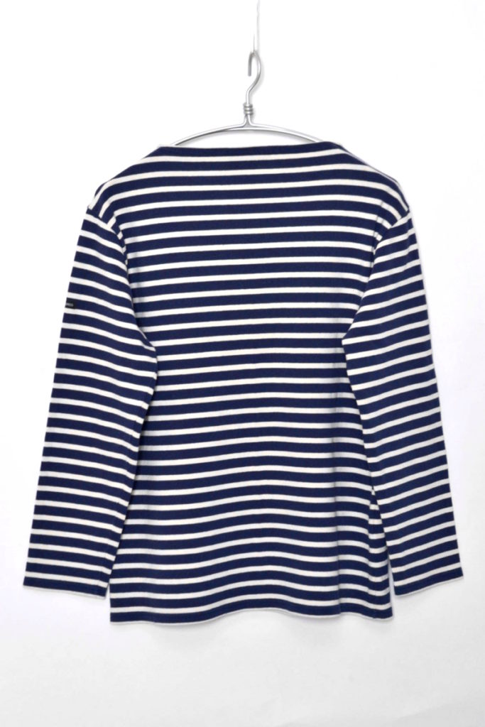 OUESSANT ウエッソン ボーダーバスクシャツ カットソーの買取実績画像