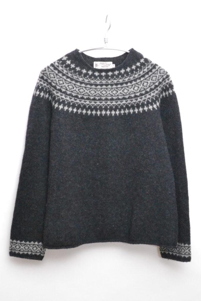ノルディックニット セーターの買取実績画像