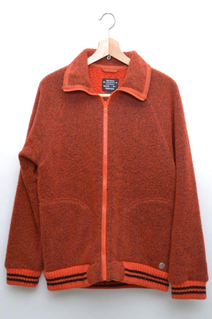 × Peak Performance/Wool Zip Fleece Jacketの買取実績画像