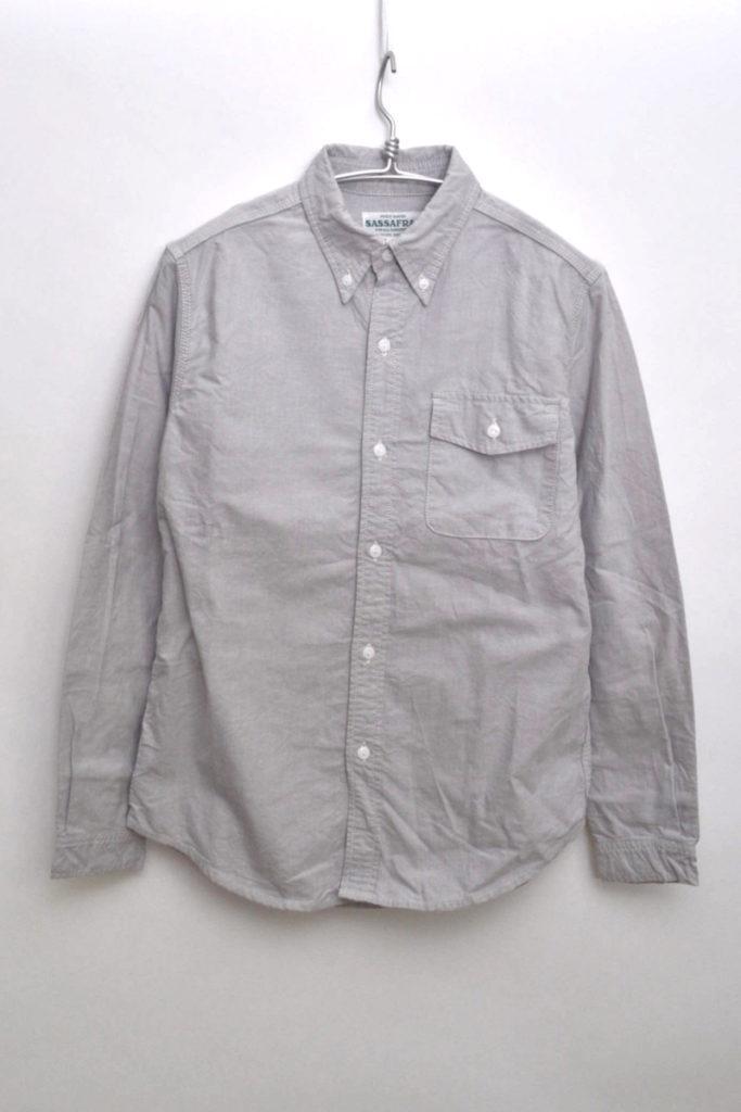 オックスフォード ボタンダウンシャツ