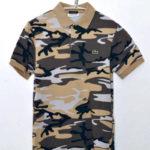 BEAUTY&YOUTH別注 / カモフラージュ柄 ポロシャツ