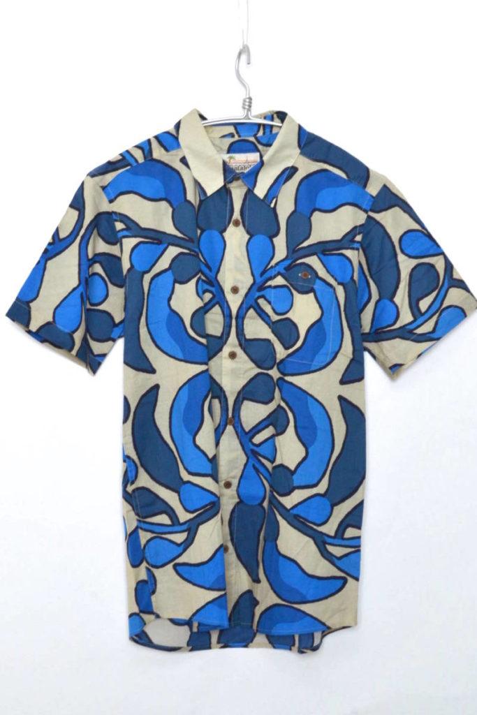 Malihini Pataloha Shirt マリヒニ オーガニックコットン パタロハシャツ