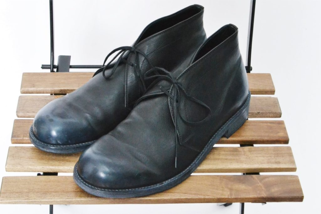 HIGH STANDARD LINE CHUKKA BOOTS チャッカブーツ
