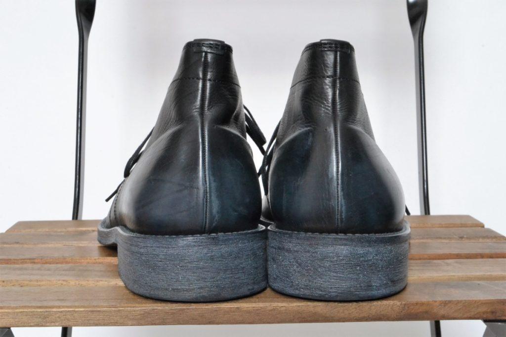 HIGH STANDARD LINE CHUKKA BOOTS チャッカブーツの買取実績画像