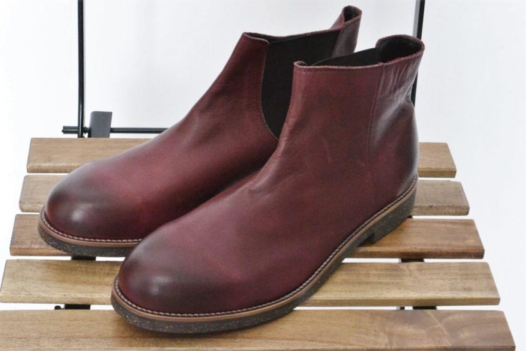 ONESIDE GORE BOOTS[WATER PROOF ワンサイドゴアブーツ 防水レザーの買取実績画像