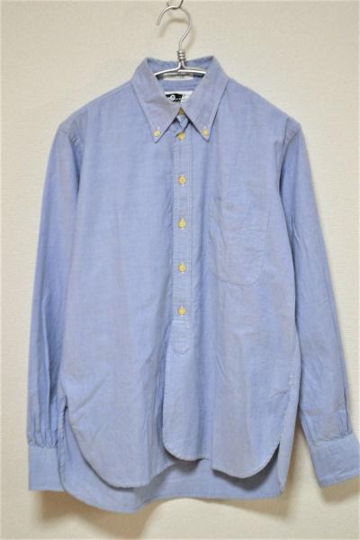 19th BDシャツ オックスフォード ボタンダウンシャツ