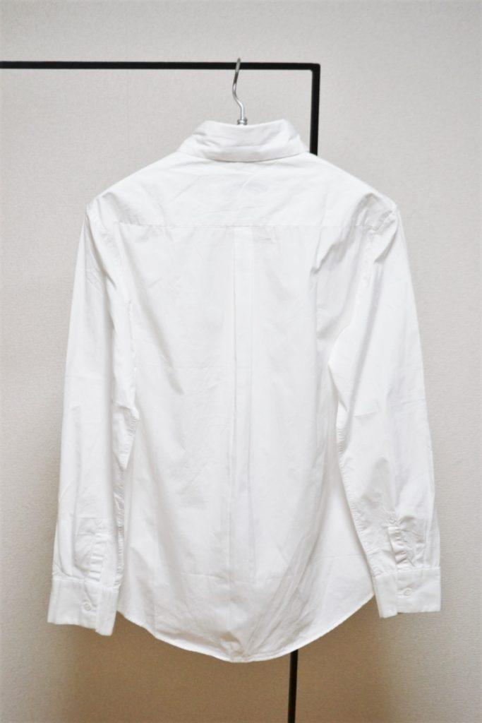 コットンブロード レギュラーカラーシャツの買取実績画像