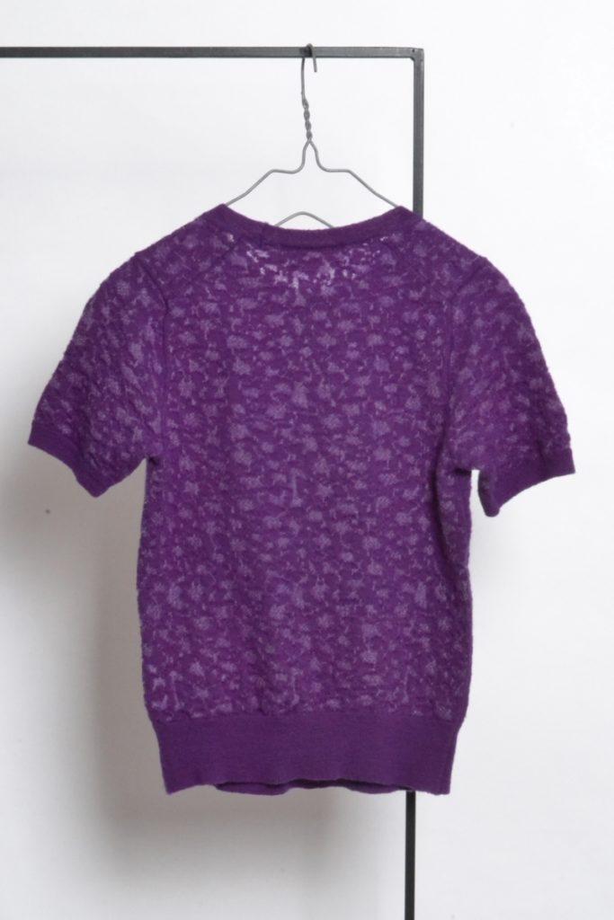 ジャガード 半袖 ニット Tシャツの買取実績画像