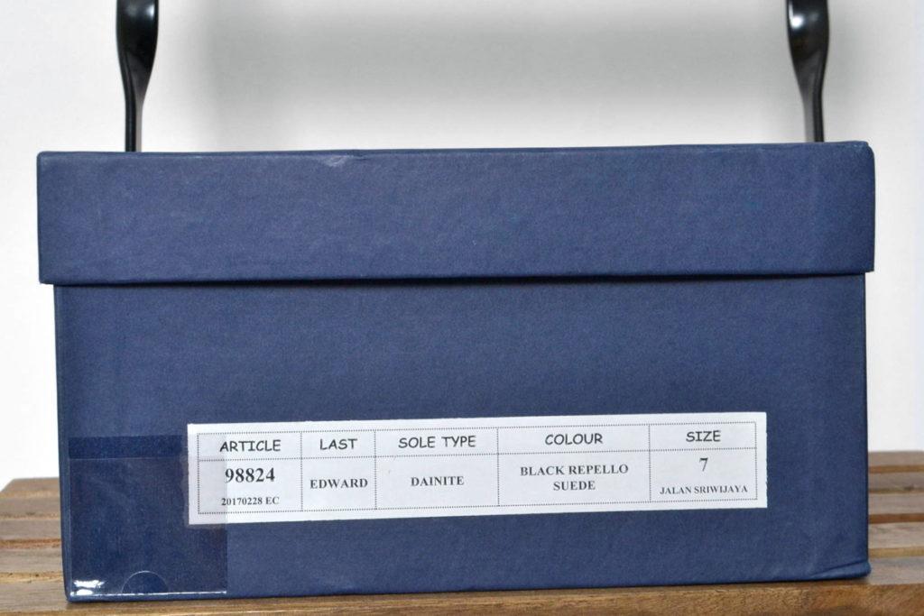 JODHPUR スウェードレザー ジョッパーブーツの買取実績画像