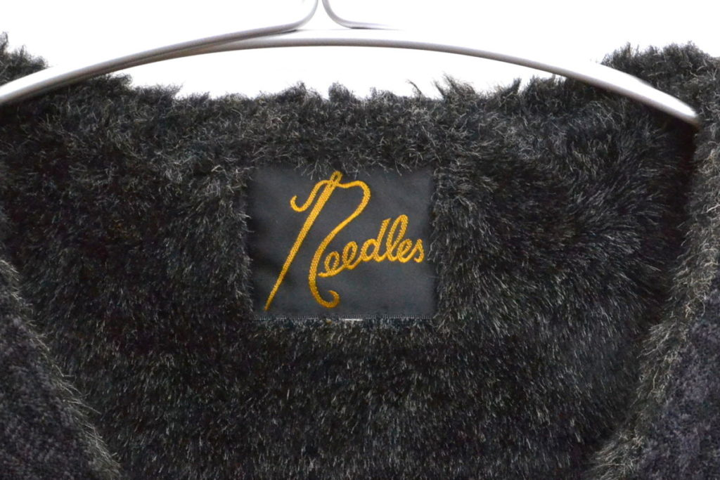 ボアライナー ジャガードノーカラージャケット コートの買取実績画像
