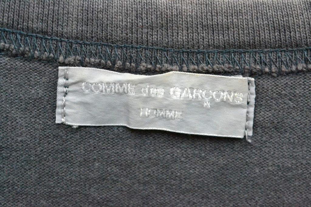 解体再構築 ずらしロゴ カットソー Tシャツの買取実績画像