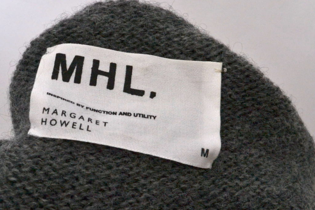 ウール タートルネックニット セーターの買取実績画像