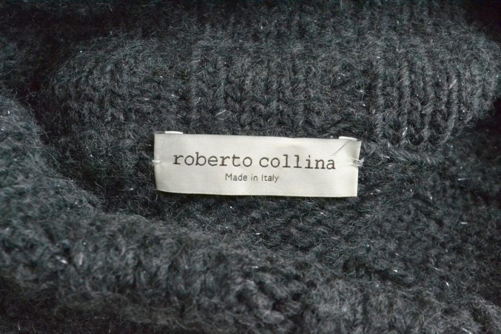 ラメニット タートルネック セーターの買取実績画像