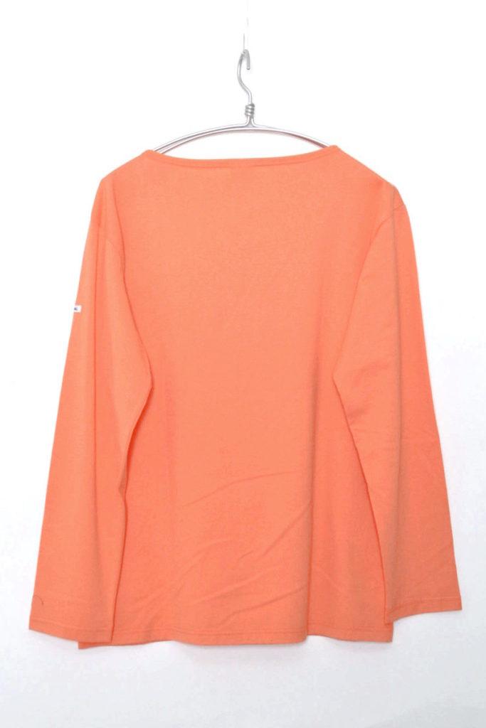4 SLEEVE T 無地 ボートネック7分袖Tシャツ バスクシャツ カットソーの買取実績画像