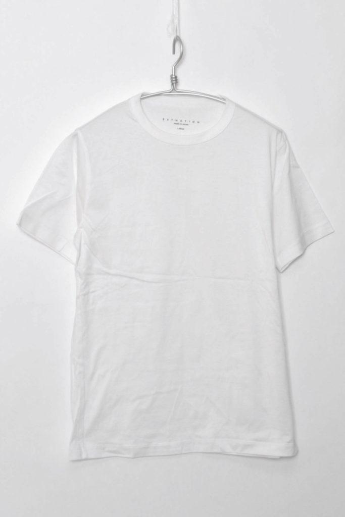 GIZAndyシリーズ クルーネック半袖Tシャツ