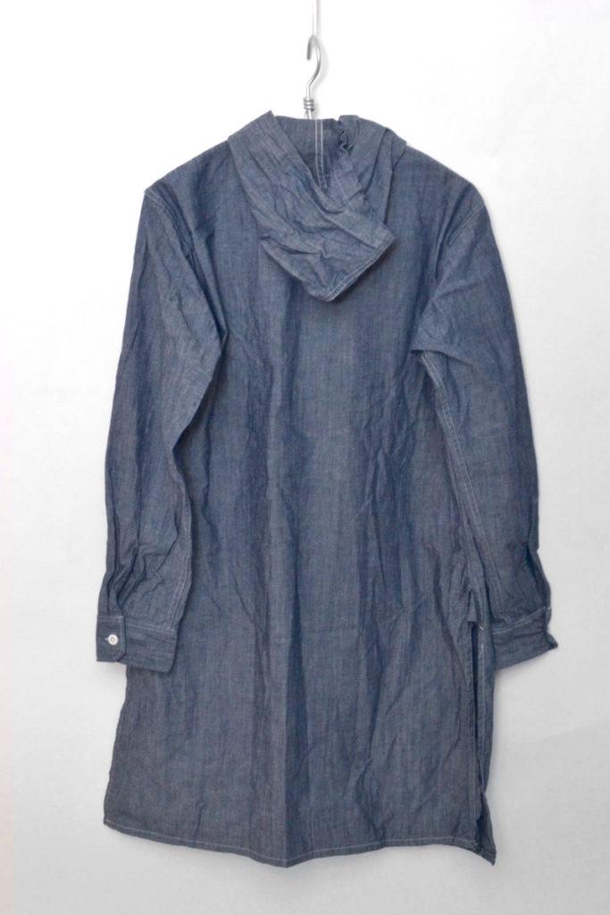Long Bush Shirt-Cone Chambray-Blue シャンブレーロングシャツの買取実績画像