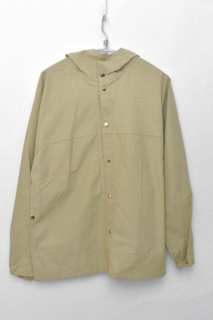 CLOTH HOODED SHIRT LONG フードシャツ ロング