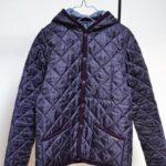 CRAYDON クレイドン フード キルティングジャケット